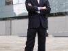 Men's business suit